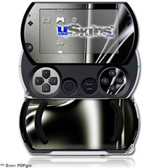 Sinuosity 01 - Decal Style Skins (fits Sony PSPgo)