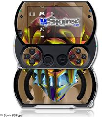 Software Bug - Decal Style Skins (fits Sony PSPgo)