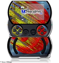 Visitor - Decal Style Skins (fits Sony PSPgo)