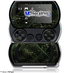 5ht-2a - Decal Style Skins (fits Sony PSPgo)