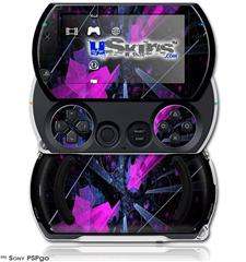 Powergem - Decal Style Skins (fits Sony PSPgo)
