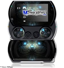 Titan - Decal Style Skins (fits Sony PSPgo)