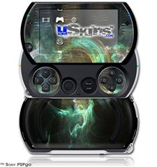 Alone - Decal Style Skins (fits Sony PSPgo)