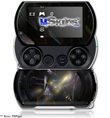 Bang - Decal Style Skins (fits Sony PSPgo)