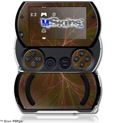 Bushy Triangle - Decal Style Skins (fits Sony PSPgo)
