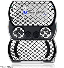 Fishnets - Decal Style Skins (fits Sony PSPgo)