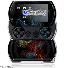 Crystal Tree - Decal Style Skins (fits Sony PSPgo)