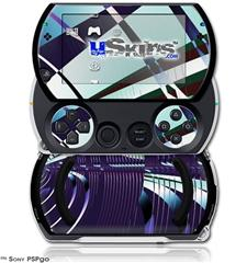 Concourse - Decal Style Skins (fits Sony PSPgo)