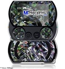 Day Trip New York - Decal Style Skins (fits Sony PSPgo)