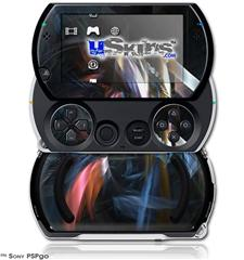 Darkness Stirs - Decal Style Skins (fits Sony PSPgo)