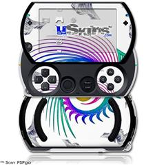 Cover - Decal Style Skins (fits Sony PSPgo)