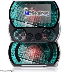 Crystal - Decal Style Skins (fits Sony PSPgo)