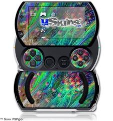Kelp Forest - Decal Style Skins (fits Sony PSPgo)