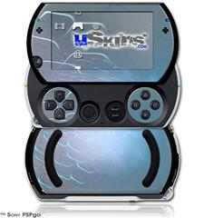 Flock - Decal Style Skins (fits Sony PSPgo)