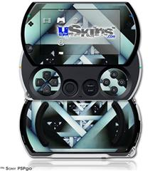 Hall Of Mirrors - Decal Style Skins (fits Sony PSPgo)
