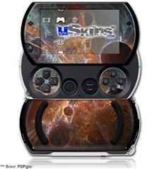 Kappa Space - Decal Style Skins (fits Sony PSPgo)