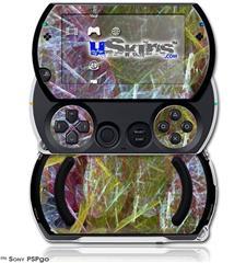On Thin Ice - Decal Style Skins (fits Sony PSPgo)