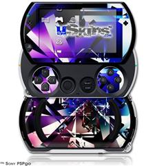 Persistence Of Vision - Decal Style Skins (fits Sony PSPgo)