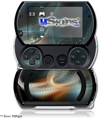Spirograph - Decal Style Skins (fits Sony PSPgo)