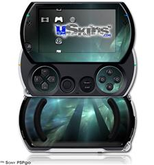 Shards - Decal Style Skins (fits Sony PSPgo)