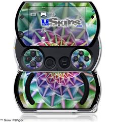Spiral - Decal Style Skins (fits Sony PSPgo)