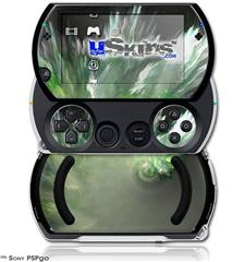 Wave - Decal Style Skins (fits Sony PSPgo)