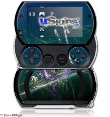 Oceanic - Decal Style Skins (fits Sony PSPgo)