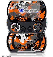 Halloween Ghosts - Decal Style Skins (fits Sony PSPgo)