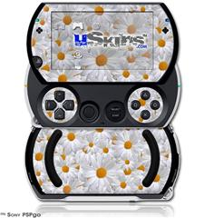 Daisys - Decal Style Skins (fits Sony PSPgo)