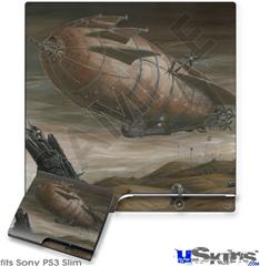 Sony PS3 Slim Skin - Desert Shadows