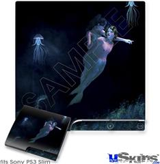 Sony PS3 Slim Skin - Kathy Gold - That Way