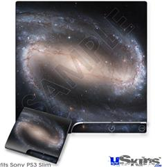 Sony PS3 Slim Skin - Hubble Images - Barred Spiral Galaxy NGC 1300