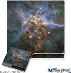 Sony PS3 Slim Skin - Hubble Images - Mystic Mountain Nebulae