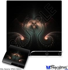 Sony PS3 Slim Skin - Medusa