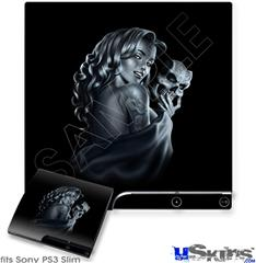 Sony PS3 Slim Skin - Two Face