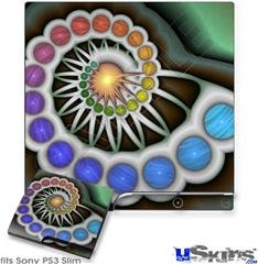 Sony PS3 Slim Skin - Copernicus