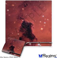 Sony PS3 Slim Skin - Hubble Images - Bok Globules In Star Forming Region Ngc 281