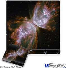 Sony PS3 Slim Skin - Hubble Images - Butterfly Nebula