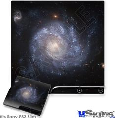 Sony PS3 Slim Skin - Hubble Images - Spiral Galaxy Ngc 1309