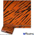 Sony PS3 Slim Skin - Tie Dye Bengal Belly Stripes