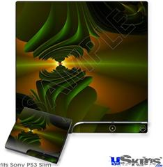 Sony PS3 Slim Skin - Contact