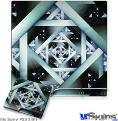 Sony PS3 Slim Skin - Hall Of Mirrors