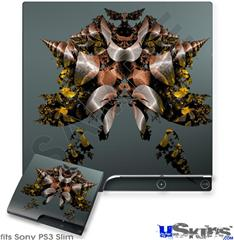 Sony PS3 Slim Skin - Mask2