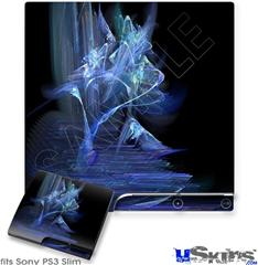 Sony PS3 Slim Skin - Midnight