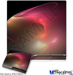 Sony PS3 Slim Skin - Surface Tension