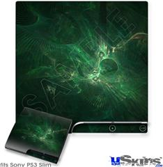 Sony PS3 Slim Skin - Theta Space