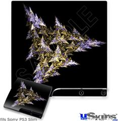 Sony PS3 Slim Skin - Triangle