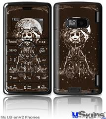 LG enV2 Skin - Willow