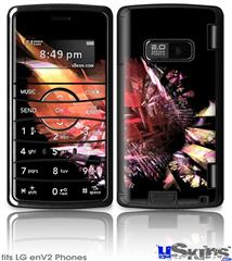 LG enV2 Skin - Complexity