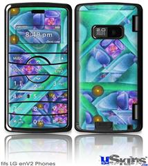 LG enV2 Skin - Cell Structure